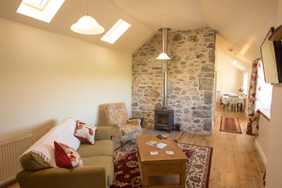 The Old Byre Interior 2